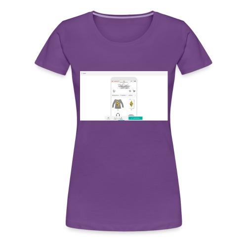 00-1_Preview_Mobile - Frauen Premium T-Shirt