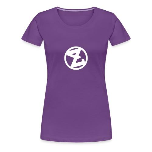 TekkZoneLOGO - Frauen Premium T-Shirt