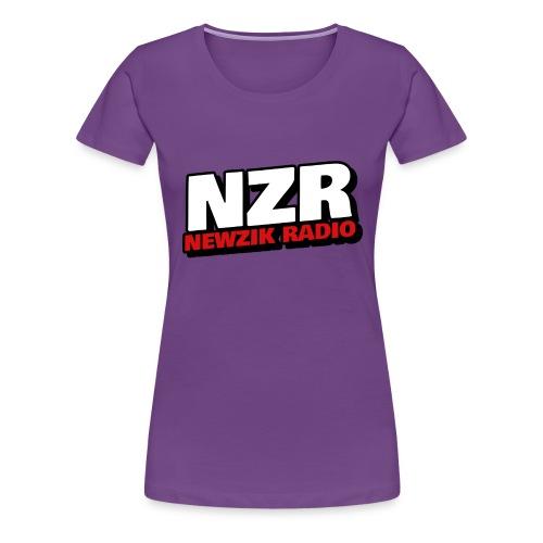 NZR - T-shirt Premium Femme