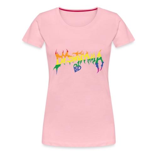 dysthymia pride - Premium-T-shirt dam