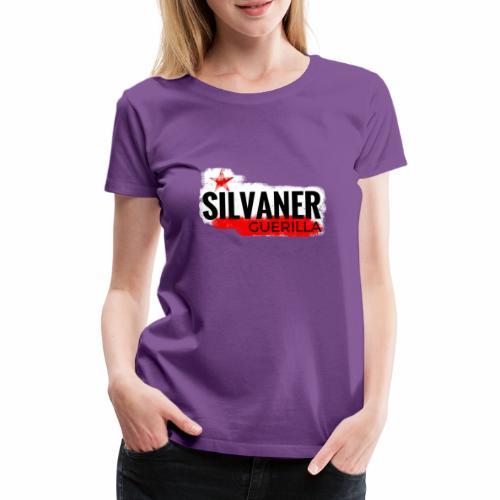 Silvaner Guerilla reloaded - Frauen Premium T-Shirt