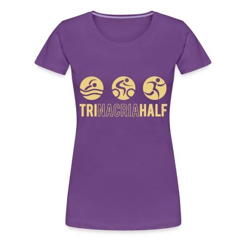 TRInacriaHalf - Women's Premium T-Shirt