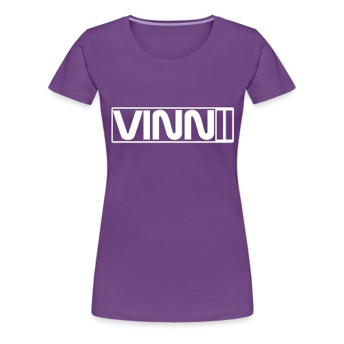 Vinnii Cap - Vrouwen Premium T-shirt