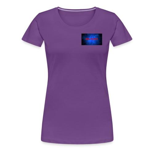 Ava Vlogz design - Women's Premium T-Shirt