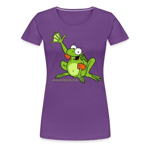 Platsch - Frauen Premium T-Shirt