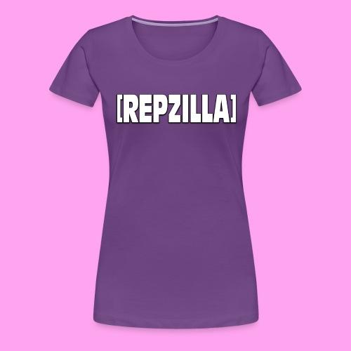 Repzilla Logo - Women's Premium T-Shirt