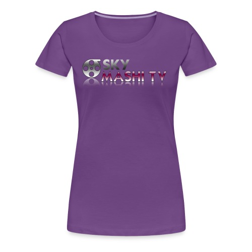 SkymashiTV - Women's Premium T-Shirt