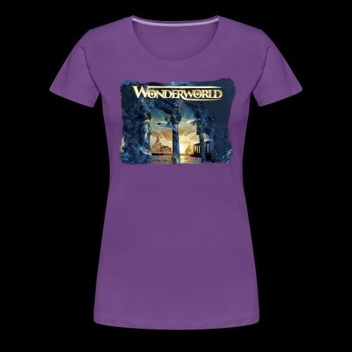 WW I - Premium T-skjorte for kvinner