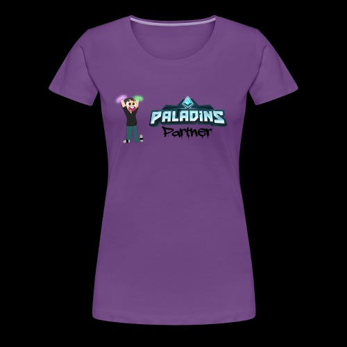 Danny The Paladins Partner - Women's Premium T-Shirt