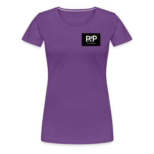 P.P - T-shirt Premium Femme