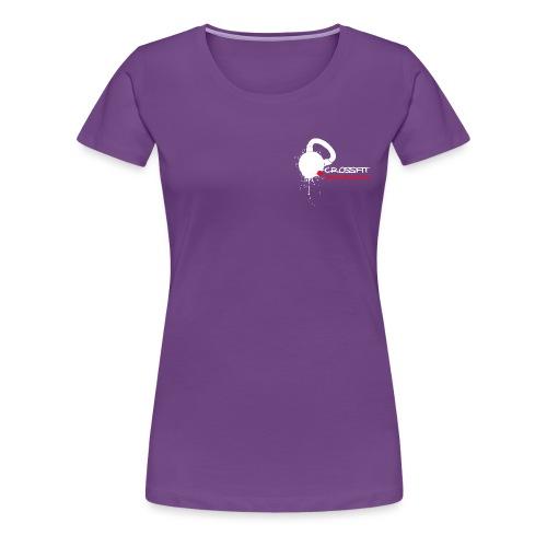 logo md klein - Frauen Premium T-Shirt