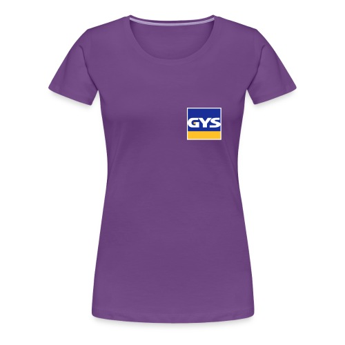 logo gys 02 - T-shirt Premium Femme
