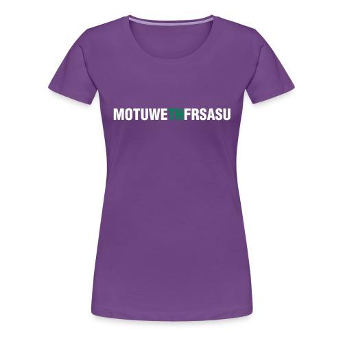 thursday - Vrouwen Premium T-shirt