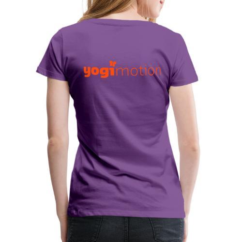 yogx - Frauen Premium T-Shirt