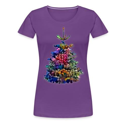 Rafa choinkowa - Koszulka damska Premium
