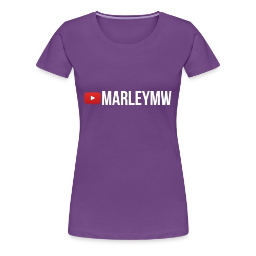 MarleyMW Name Merch - Women's Premium T-Shirt