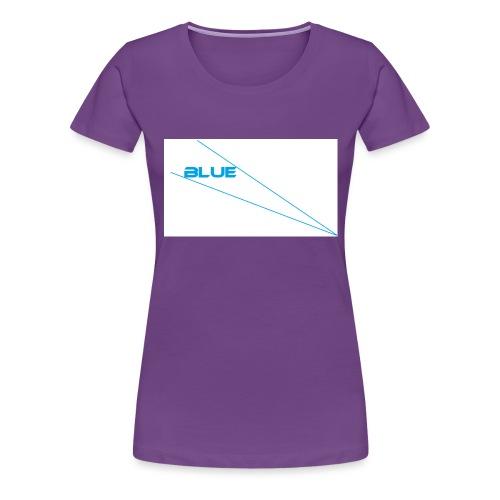 bluegg - Women's Premium T-Shirt