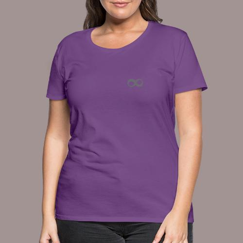 L'infini - T-shirt Premium Femme