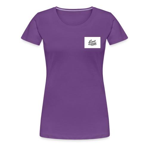 IMG 20160923 214014 - Women's Premium T-Shirt