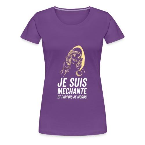 Tshirt Femme - T-shirt Premium Femme