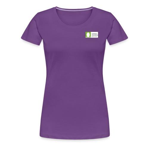 UZ Logo h RGB jpg - Frauen Premium T-Shirt