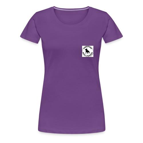 minibullsignature - T-shirt Premium Femme