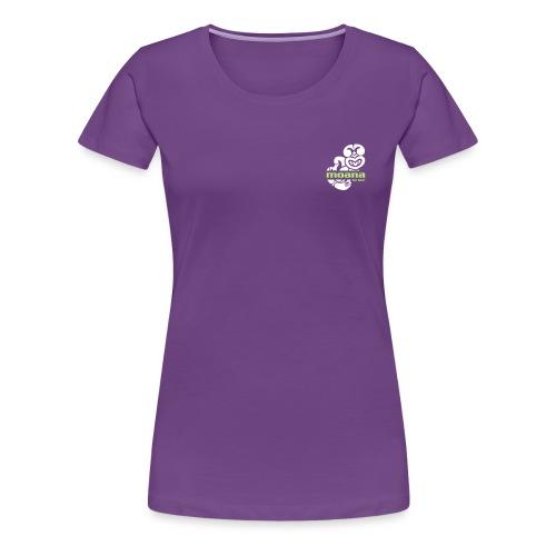 Tiki - Moana NZ SUP - Vrouwen Premium T-shirt