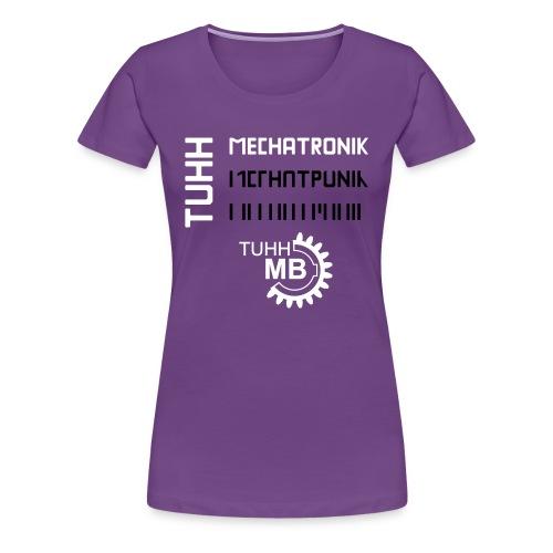 april 08 mech tuhh kombi - Frauen Premium T-Shirt