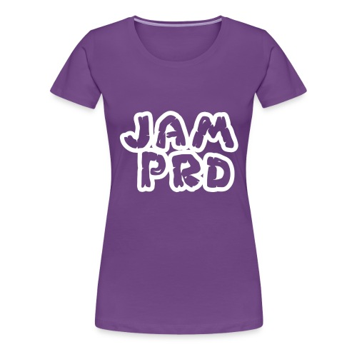 JAM P R D - Women's Premium T-Shirt