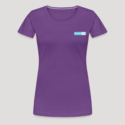 Smoothglide_Logo - Frauen Premium T-Shirt