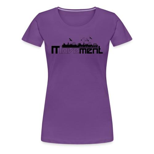 LoveMovement - Women's Premium T-Shirt