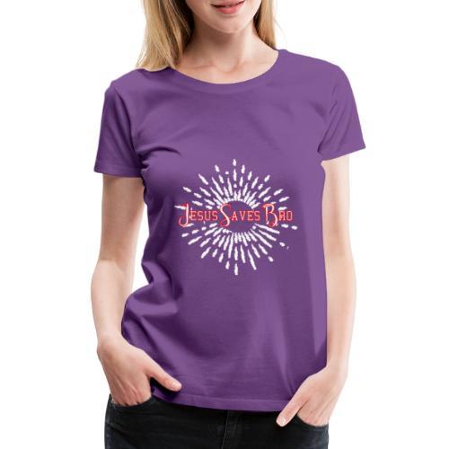 Religion tshirt - Frauen Premium T-Shirt