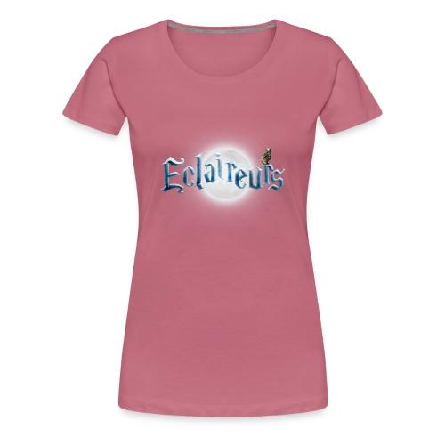 WallpaperEclaireursPotterShowSaison3 copie png - T-shirt Premium Femme