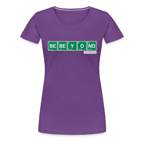 sps_8_braking-beyond - Frauen Premium T-Shirt