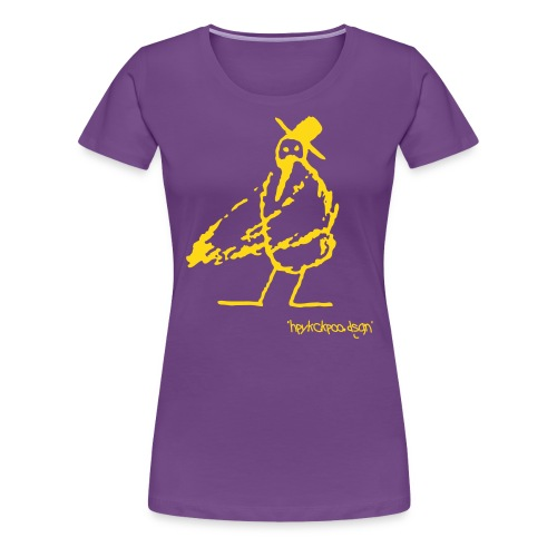 hpykckpoo dsgn - Frauen Premium T-Shirt