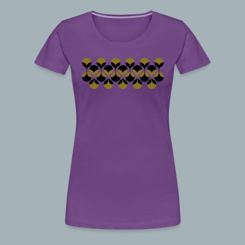 2018_R_Time - Vrouwen Premium T-shirt