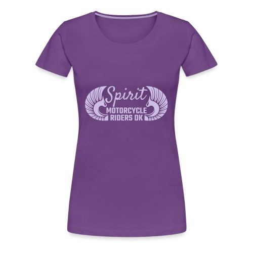 SMRDK Alt. farver - Dame premium T-shirt