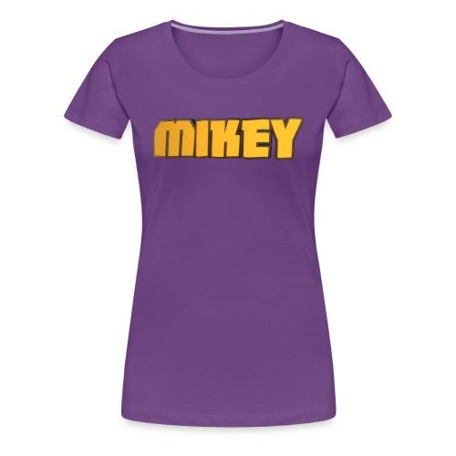 Mikey - Women's Premium T-Shirt