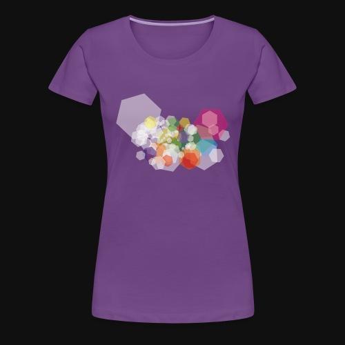 Abstartct artwork - T-shirt Premium Femme