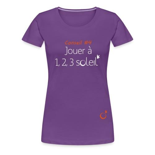 gimmick ofleur1coul - T-shirt Premium Femme