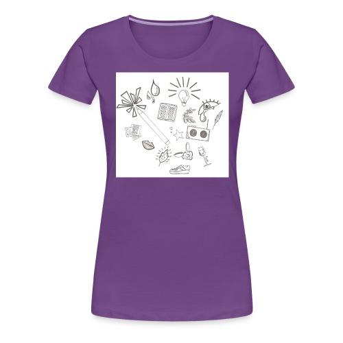Image 45 jpg - T-shirt Premium Femme