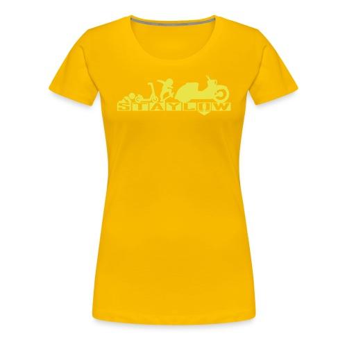 STAYLOW Skater - Frauen Premium T-Shirt