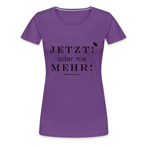 GDW K1 Jetzt - Frauen Premium T-Shirt