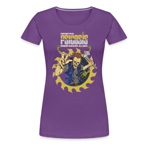 PSICOSIS I - Women's Premium T-Shirt