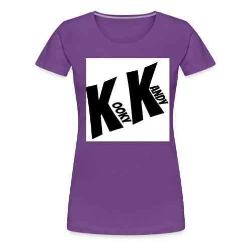Kandy - Women's Premium T-Shirt