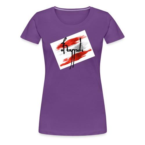 ostarrichi_grunge - Frauen Premium T-Shirt