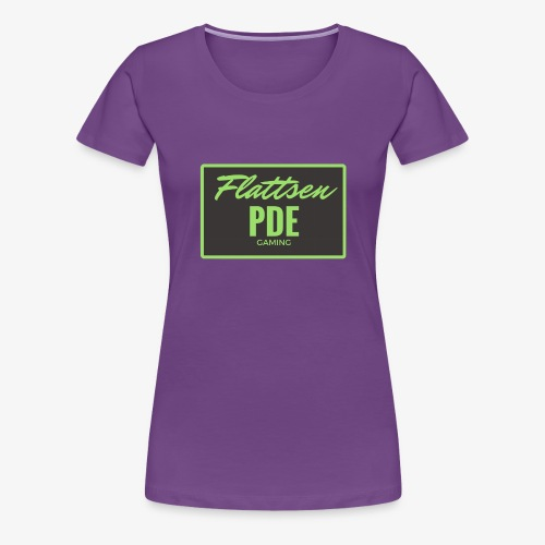 Flattsen - Frauen Premium T-Shirt