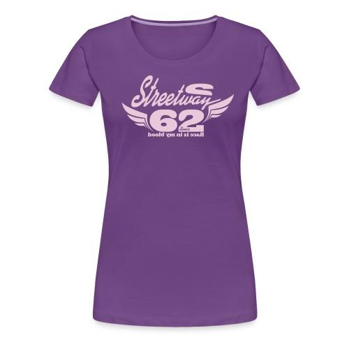 62 - T-shirt Premium Femme