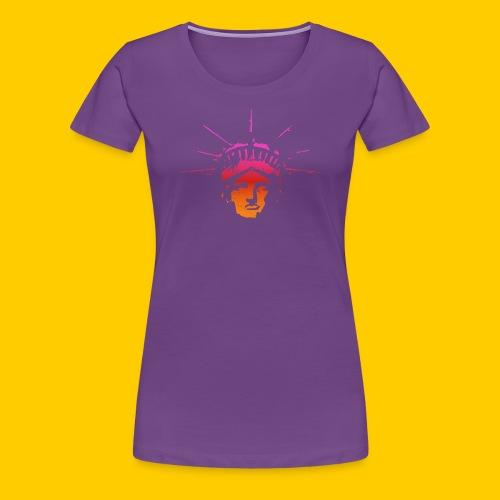 Freedoom - Premium-T-shirt dam