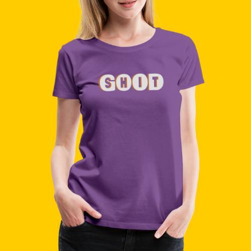 GoodShit - Premium-T-shirt dam